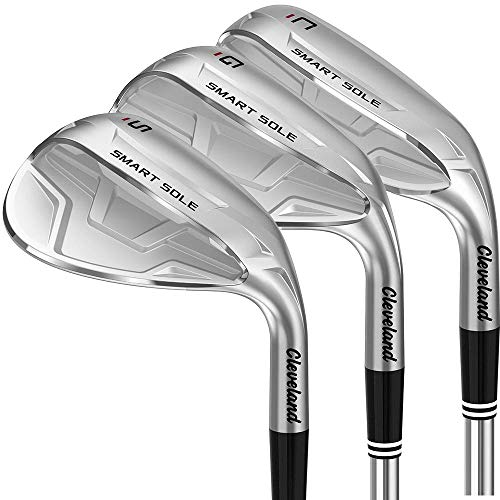 2020 Cleveland Smart Sole S 4.0 Wedge RH 58 Steel Wedge