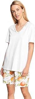 Rösch New Romance 1213109-16452 Women's Sweetorange Cotton Pyjama Set
