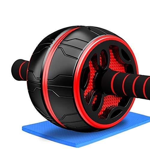MJY Rodillo de Músculos Abdominales Caseros Rueda de Entrenamiento de Músculos Abdominales Ejercicio Músculo Abdominal Máquina Inteligente de Ejercicios Culturismo Equipo de Ejercicios para Músculos