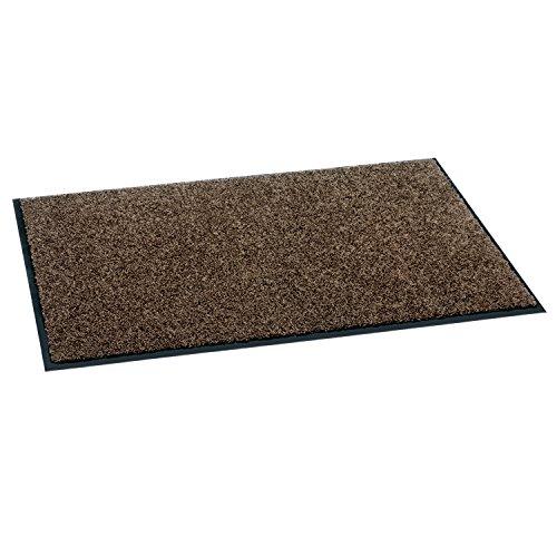 Deurmat COLORIT 90 x 60 cm bruin