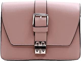 NOBASIC FLAP BAG FOR WOMEN, BEIGE