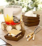 Indoor s'mores maker - a fun kitchen gadget