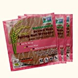 Star Anise Foods Rice Paper, Rice Spring Roll Wrappers, Gluten Free Egg Roll Wrappers, Wonton Wrappers, Lumpia Wrappers, Gyoza Wrappers, Rice Wrappers for Spring Rolls (Brown Rice)