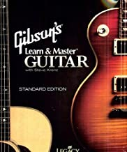 Gibson's Learn & Master Guitar(Book and DVD) by Krenz. Steve ( 2011 ) Paperback
