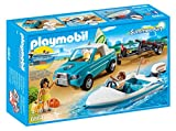 Playmobil Pick Up con Lancha...