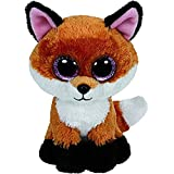 Stuffed.Animals Ty Piper The Fox Plush Animal Toys Stuffed Doll Gift 15cm-Slick The Fox-15cm-15cm