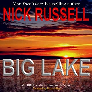 Big Lake audiobook cover art