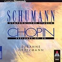 Symphonic Etudes / Preludes: グリュツマン