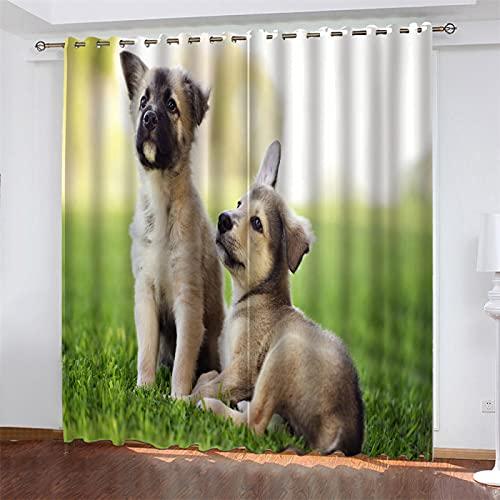 NQING 3D Digitaldruck Dog Series...