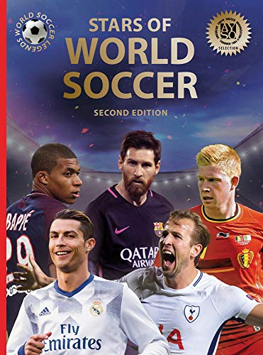 Compare Textbook Prices for Stars of World Soccer:  World Soccer Legends 2nd ed. Edition ISBN 9780789213167 by Jökulsson, Illugi