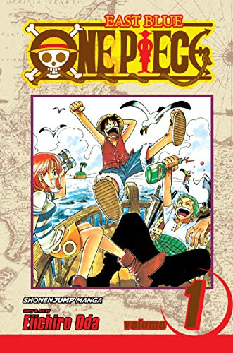One Piece Volume 1: Romance Dawn v. 1 [Idioma Inglés]