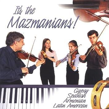 It's the Mazmanians