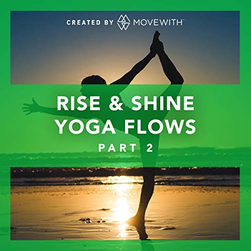 Savory Yoga audiobook cover art