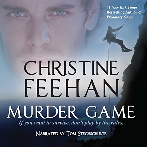 Murder Game audiobook cover art