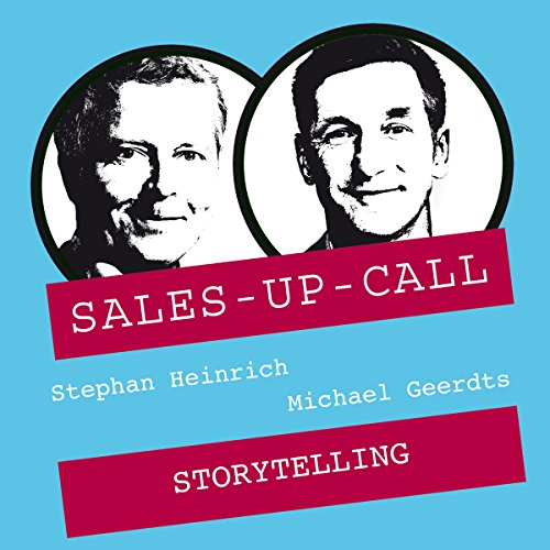 Storytelling im Verkauf Titelbild