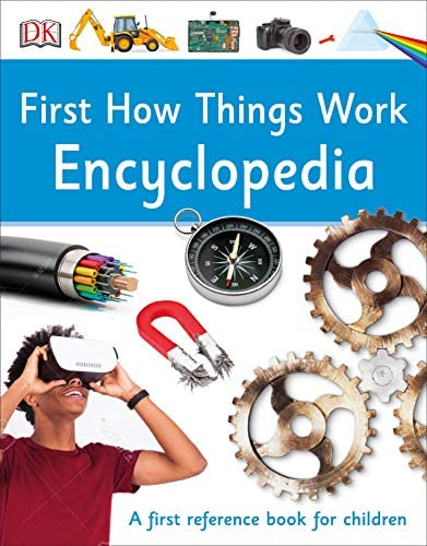 First How Things Work Encyclopedia A First Reference Guide for Inquisitive Minds product image