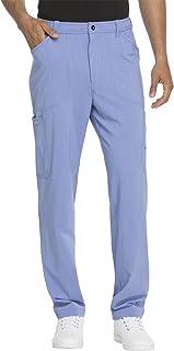 Dickies Advance Solid Tonal Twist Men's Straight Leg Zip Fly Cargo Pant