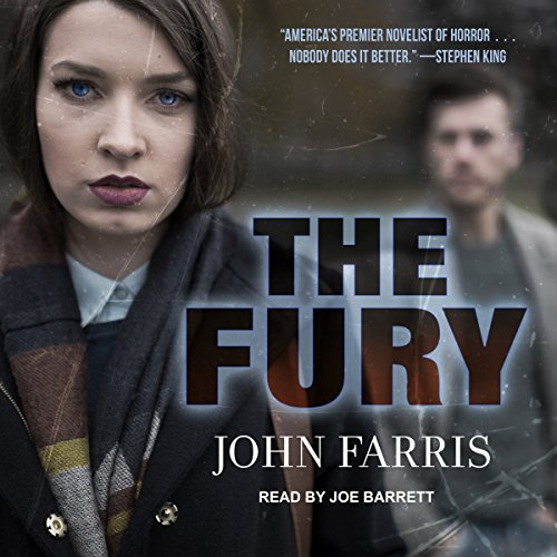 The Fury cover art