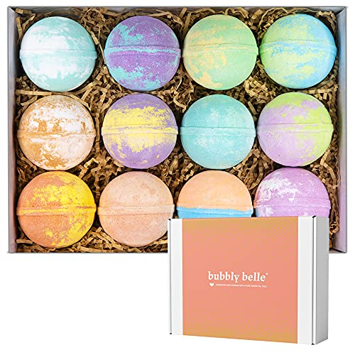 Bubbly Belle Bath Bombs Gift...