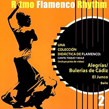 Ritmo Flamenco Rhythm 2: Alegrías/Bulerias de Cádiz