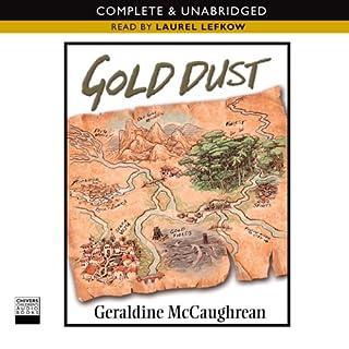 Gold Dust audiobook cover art