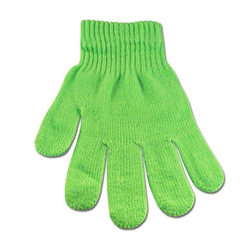 Underground Kulture Gants Hiver Lumineux Vert (Bright Winter Gloves Green)