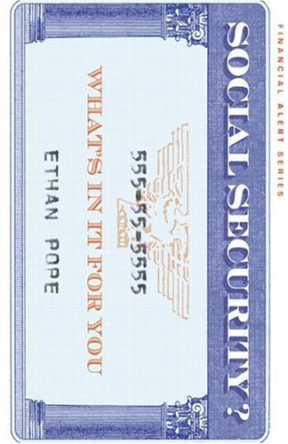 Social Security (Financial Alert Series)