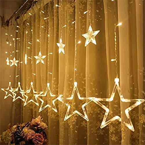 Guirlande Lumineuse avec des étoiles