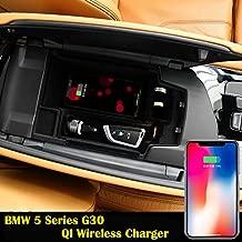 bmw 5 series wireless charging