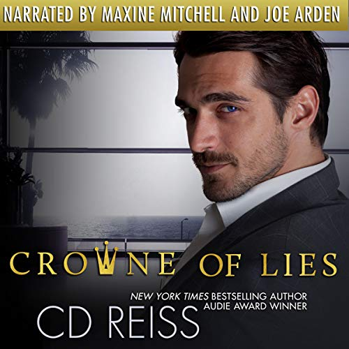 Page de couverture de Crowne of Lies