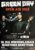 Green Day - UNO, Mönchengladbach 2012 »