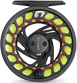 2019 Orvis Clearwater II Fly Reel, Fully Loaded Orvis Clearwater WF5F Fly Line
