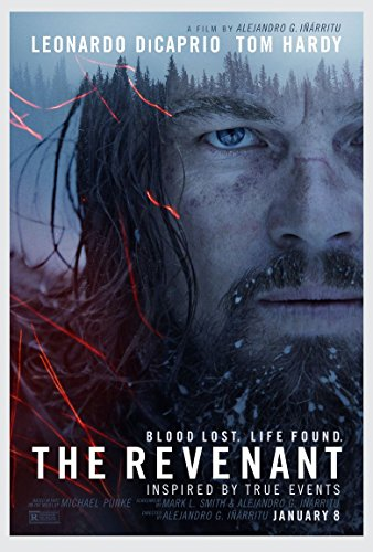 Poster The Revenant Movie 70 X 45 cm