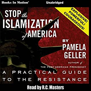 Stop the Islamization of America cover art
