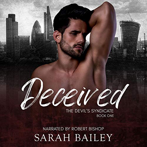 Deceived Audiobook By Sarah Bailey cover art