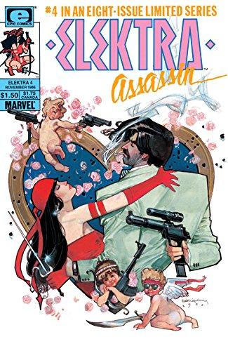 Elektra: Assassin (1986-1987) #4 (of 8) (English Edition)