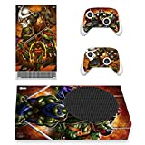 Vinyl Skin Sticker Cover Decal for Microsoft X-Box-Series S Console...