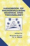 handbook of microemulsion science and technology (english edition)
