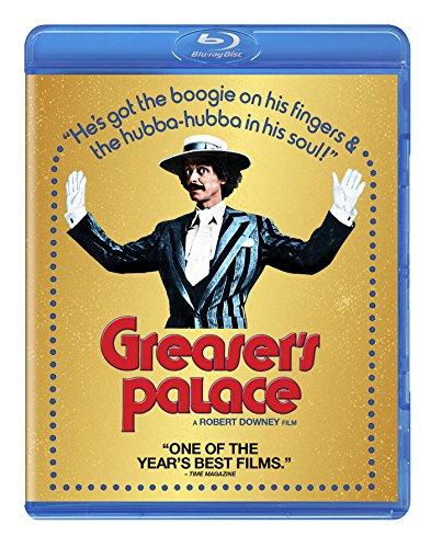 GREASER'S PALACE - GREASER'S PALACE (1 Blu-ray)