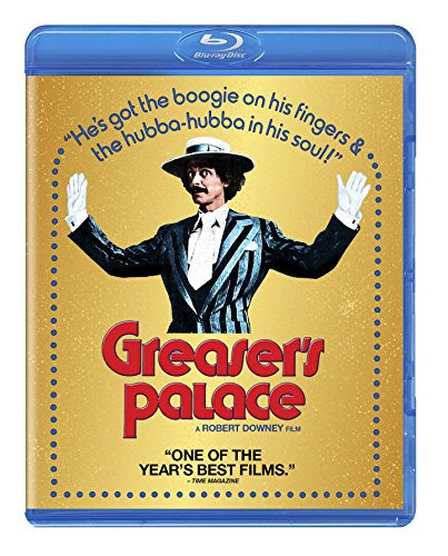 Greaser's Palace [Blu-ray]