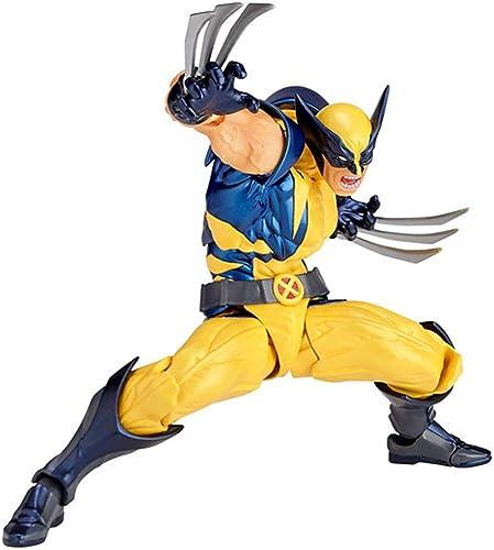 tomamos a los clientes como nuestro dios CCJW 16 CM Wolverine Juguete Sorpresa Sorpresa Sorpresa Estatua Calidad Comic Wolverine Modelo Figura Realista Decoración de la Oficina en Casa Regalo Colección  mejor calidad