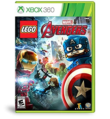 LEGO Marvel's Avengers - Xbox 360 from Warner Home Video - Games