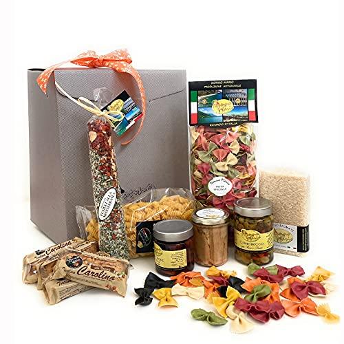 Caja Summer 2021 Productos típicos Made in Italy once premios 2021