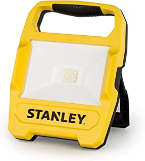 Stanley 1500-Lumen LED Work Light with Stand Provides...