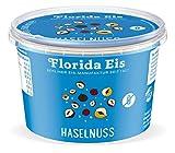 Eiscreme 'Florida Eis' Haselnuss - Familienpackung - 500ml