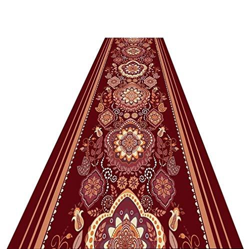 Corredor alfombra pasillo pasillo alfombra entrada almohadilla antideslizante pasillo hall interior colchoneta sala de estar Alfombra casa cocina porche dormitorio alfombrilla de noche (tamaño: 0.8 *