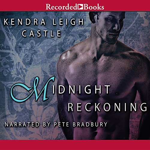 Midnight Reckoning audiobook cover art