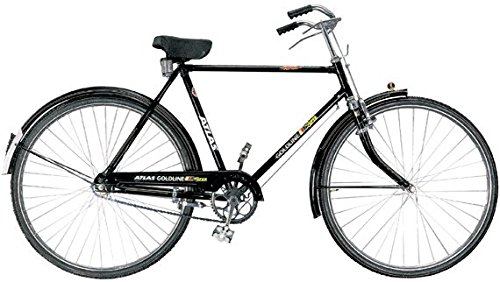 Atlas Goldline Super 55m Steel Men's Road Cycle (Multicolour)
