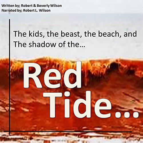 Red Tide.... audiobook cover art