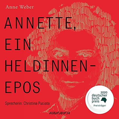 Annette, ein Heldinnenepos Titelbild